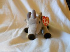Ty Beanie Babies Goatee/Rare / 4 Errors / Mint Condition #Ty