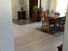 Pearl City Bamboo - whitewashed for a modern, light look!