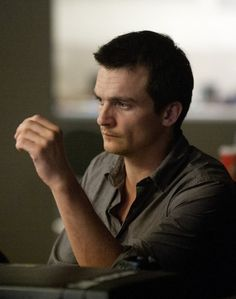 Still of Rupert Friend in Homeland