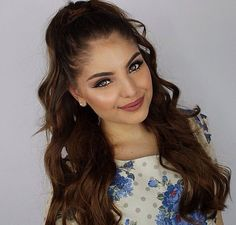 DDG TV: Ariana Grande hair tutorial