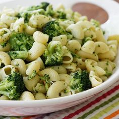 Easiest Pasta and Broccoli Recipe