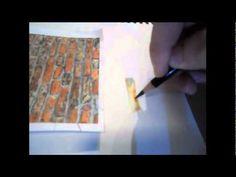 Prismacolor Brick Demonstration - YouTube