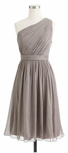 Gorgeous bridesmaid dress | j.crew