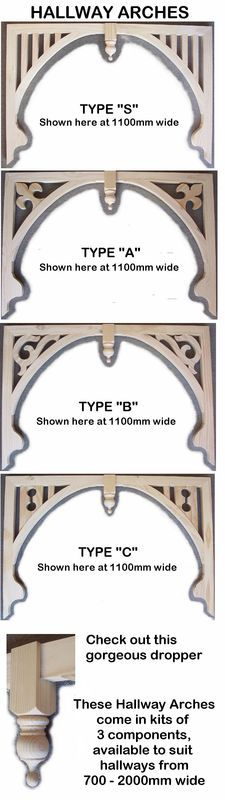 Finials | Roof Finials | Gable Decoration | Wooden Arch | Building Arch | Hallway Decoration