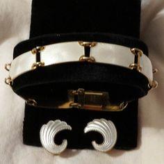 Elvik Vintage Norway Sterling Guilloche by GypsyCoutureVintage Norway, Enamel, Bracelets, Earrings, Accessories, Etsy, Vintage, Jewelry, Ear Rings