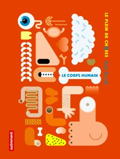Information graphics: The Human Body
