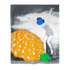 John Baldessari Beach Towel