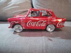 Coca-Cola Trabant 601 (soda can)