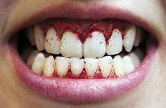 Hannah Altman transforme le sang en paillettes