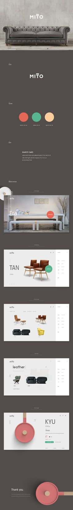 MITO on Behance