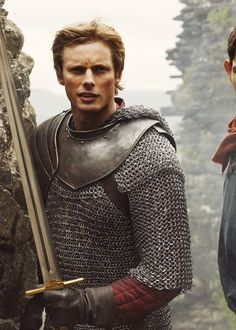 Bradley James as Arthur Pendragon #Merlin |Tumblr