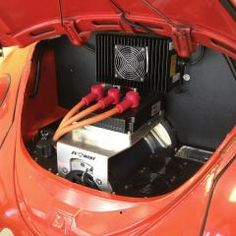 electric conversion for vw