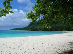 Champagne Beach, Vanuatu. Wish I was back there quite often.