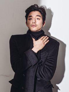Gong Yoo is so handsome ! Korean Men, Asian Men, Korean Actors, Asian Guys, Gong Yoo, Korean Military, Goong, Song Joong Ki, Seungri