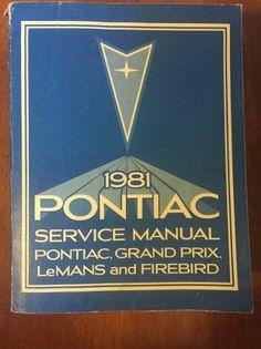 Pontiac g3 wave service repair manual 2002 2010 pontiac service pontiac service manual for firebird trans am 50 fandeluxe Gallery