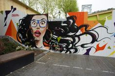 ~ Jessy Doudou'Style...Paris....... Street Art ~