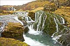 Þjórsárdalur, IJsland.
