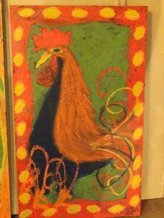PrimitiveFolks - Original folk art