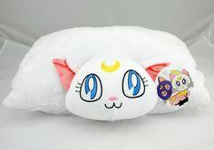 Sailor Moon -- Artemis Pillow Pet