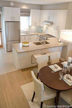 Cheap small kitchen remodel ideas 0044 #smallkitchenremodel