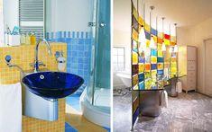 | 48 ejemplos de decoración de baños en cristal