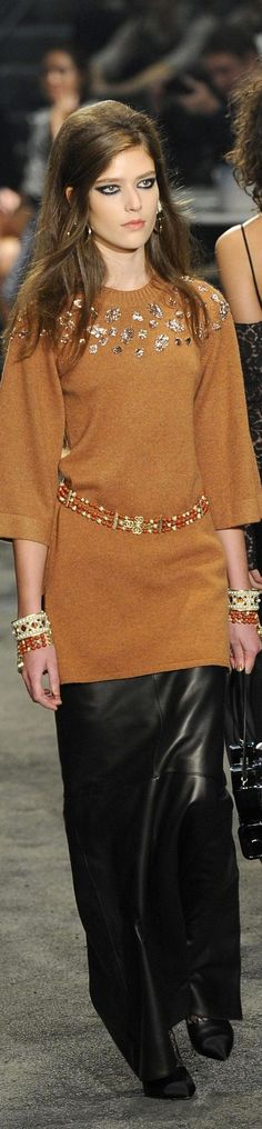 Chanel Pre Fall  women fashion outfit clothing style apparel @roressclothes closet ideas