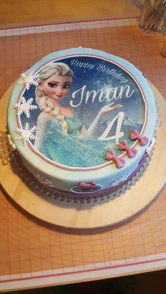 #disney  #frozen #Eiskönigin #torte #Geburtstag