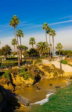 La Jolla Cove, La Jolla (San Diego), California