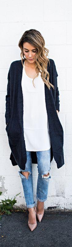 Casual Blues / Fashion By Hello Fashion