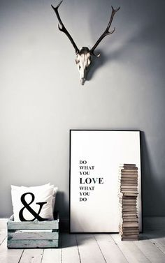 Do wat you love