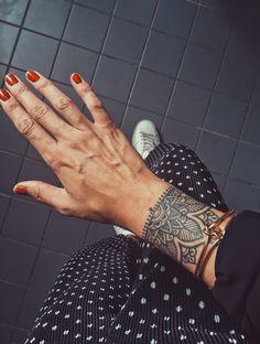 My new cover up tattoo ? - My new cover up tattoo ? Mini Tattoos, Forearm Tattoos, Love Tattoos, Beautiful Tattoos, Picture Tattoos, Body Art Tattoos, Tattoos For Women, Tatoos, Pretty Tattoos