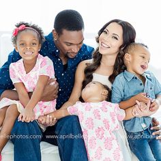 It feels good to be Lost in the Right Direction ❤️ Family shoot day with three children age 5 and under is never a small fete...it's a lot of organizing, improvising, patience, crazy faces, some good laughs, and most of all lots of Love! #BoshFamily #BoshBabies Photo By: @Aprilbellephotos  Hair and Make up: @TamiaStyles