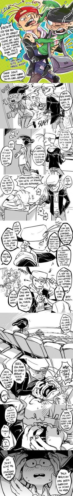 +KEVEDD+ Part 4 by on DeviantArt idk if i ship it but its cute Ed And Eddy, Ed Edd N Eddy, Belle Cosplay, Cute Gay, Funny Cute, Otp, Eren Y Levi, Kevedd, Fanart