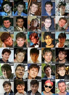 Morten Harket from the band a-ha