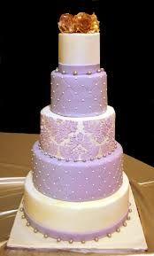 lilac wedding cake - Google Search