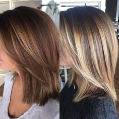 Brightened balayage hair to try in 2019 мягкие волны Blonde Hair With Highlights, Brown Blonde Hair, Light Brown Hair, Carmel Highlights, Blonde Honey, Color Highlights, Balayage Highlights, Medium Hair Cuts, Medium Hair Styles