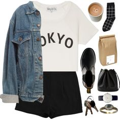 """""""tokyo"""" by bambikisses on Polyvore"""