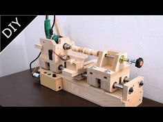 Hello friends This time, I will introduce how to make a wood lathe function of a drill press. How to make an amazing drill system like never before. Lathe Projects, Woodworking Projects Diy, Wood Projects, Woodworking Plans, Unique Woodworking, Woodworking Shop, Lathe Tools, Wood Tools, Diy Lathe