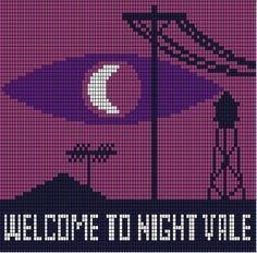 night vale knitting chart