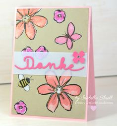 """""""Garden in Bloom"""" from Stampin' Up!"""