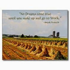 Amish Discoveries: Amish Proverb for Monday-