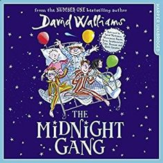 The Midnight Gang (Audio Download): Free with audible trial or £7.43 to buy. Audio Download Listening Length: 6 hours and 9 minutes Program Type: Audiobook Version: Unabridged Publisher: HarperCollins Publishers Limited Audible.co.uk Release Date: 15 Nov. 2016 Amazon Bestsellers Rank: #1 in Books > Young Adult > Literature & Fiction > Humorous #1 in Books > Audible Audiobooks > Children's Audiobooks > Literature > Humourous