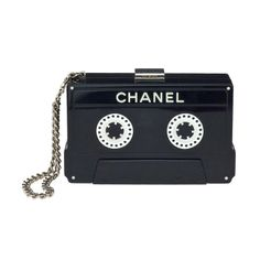 Chanel 2004 SS Cassette Chic