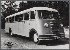 DAF Autobus uit Zeeland -1950