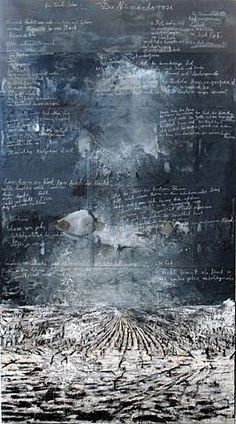 artnet Galleries: Die Niemandsrose by Anselm Kiefer from White Cube