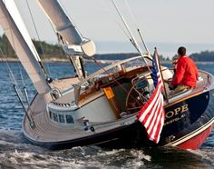 Morris Yachts will christen its newest M52 sailing yacht in Newport, R.I., to celebrate the opening of its new sales office there.    http://www.morrisyachts.com/yacht/m52/    With sales offices and service yards in Bass Harbor and Northeast Harbor, Maine, Morris sees its new presence in Newport as a natural extension to the company.
