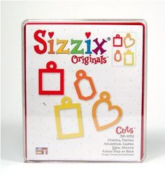 Charms Frames Sizzix Die - Large