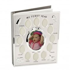My First Year Frame & Album   €29.95