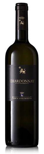 Chardonnay 2008 Tasca D'Almerita - colore intenso, profumo di cedro e canditi, burroso, rotondo e ricco al palato, piacevole acidità, armonico, buona persistenza. Ottimo vino.