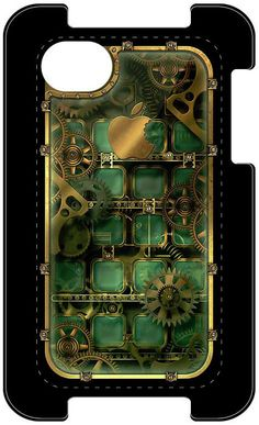 Steampunk iPhone 4S Cases, Shirts and Merchandise    October 24, 2011 3 Comments